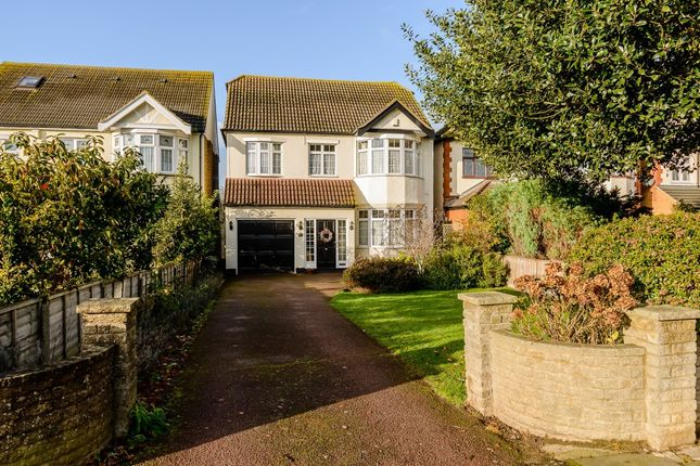 Thumbnail Detached house for sale in Aldborough Road North, Ilford, London