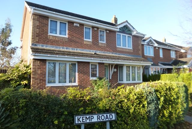 Detached house for sale in Kemp Road, Coalville
