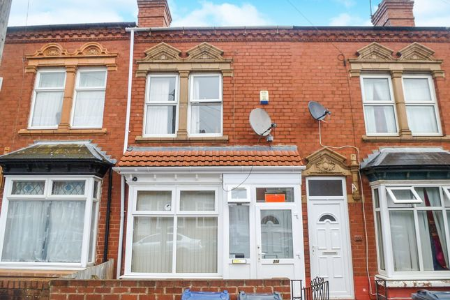 Thumbnail Terraced house for sale in Selsey Road, Edgbaston, Birmingham