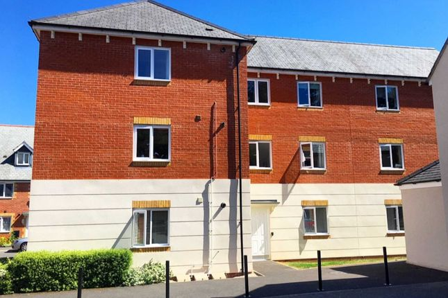 Thumbnail Flat for sale in Templer Place, Bovey Tracey, Newton Abbot