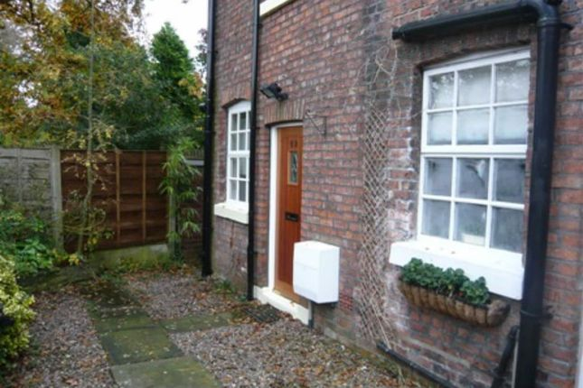 Thumbnail Cottage to rent in Station Road, Cheadle Hulme Cheadle, Cheshire