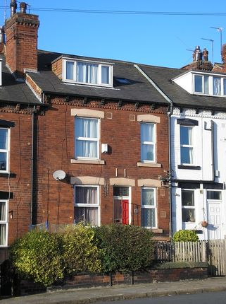 Thumbnail Terraced house to rent in Haddon Road, Leeds
