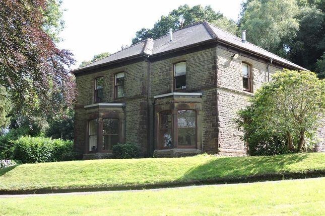 Thumbnail Detached house for sale in Uplands Road, Pontardawe, Swansea