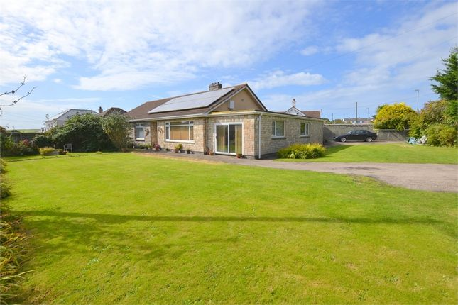 Thumbnail Detached bungalow for sale in Perranwell Road, Goonhavern, Truro