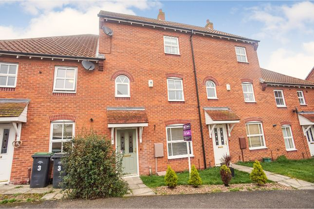 4 bed terraced house for sale in Sorrel Road, Witham St Hughs