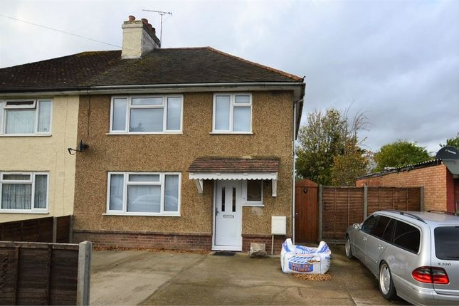 Thumbnail Detached house to rent in Central Avenue, Waltham Cross, Hertfordshire