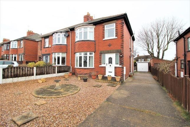 Thumbnail Semi-detached house for sale in Tempest Avenue, Darfield, Barnsley, South Yorkshire