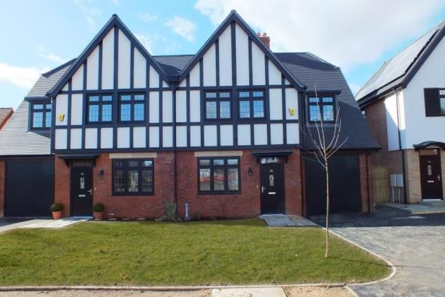 Thumbnail Semi-detached house for sale in Kingshurst, 1 Kingshurst Gardens, Bretforton Road, Worcestershire