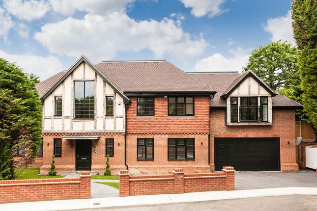 Thumbnail Detached house for sale in New Build Oakwood House, Mount Close