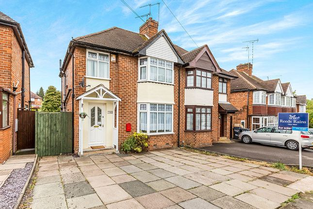Thumbnail Semi-detached house for sale in Delrene Road, Hall Green, Birmingham