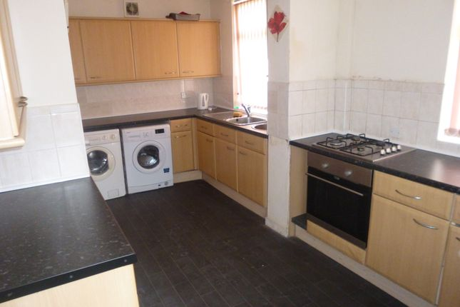 Thumbnail End terrace house to rent in Beaconsfield Road, Balby, Doncaster