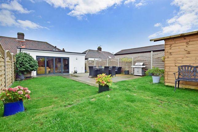 Thumbnail Semi-detached bungalow for sale in The Quadrant, Bexleyheath, Kent