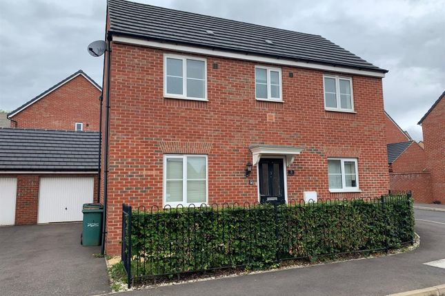 Thumbnail Detached house to rent in Tilman Drive, Hempsted, Peterborough