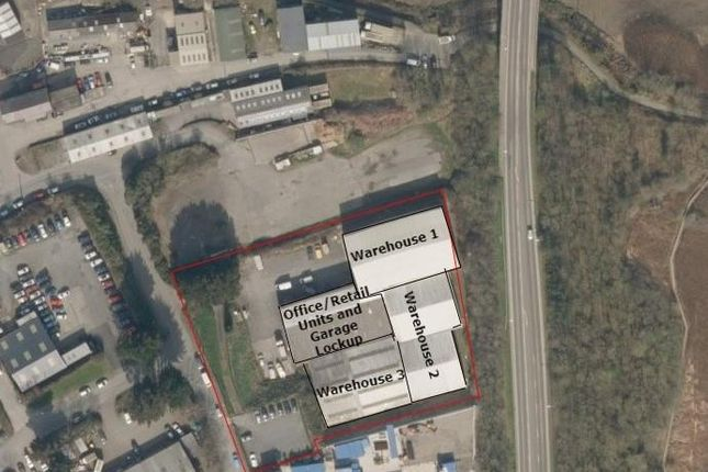 Thumbnail Commercial property for sale in Pentood Industrial Estate, Station Road, Cardigan