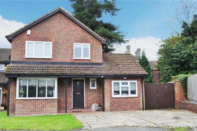 Thumbnail Detached house for sale in 217 London Road, Dunton Green, Sevenoaks, Kent