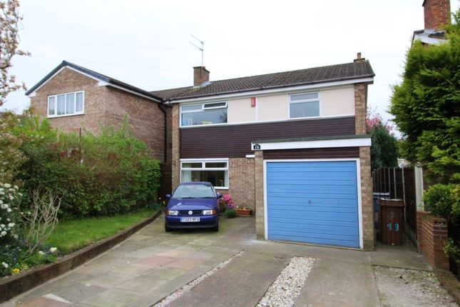 Thumbnail Detached house for sale in Kirkstone Court, Congleton