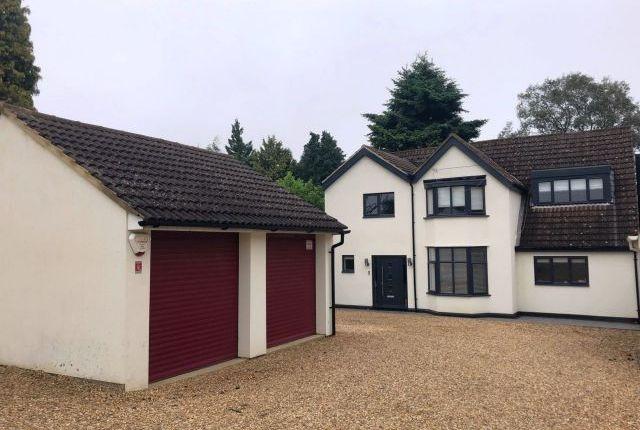 Thumbnail Detached house for sale in Thorpeville, Moulton, Northampton