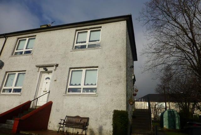 Thumbnail Flat to rent in Maple Drive, Clydebank