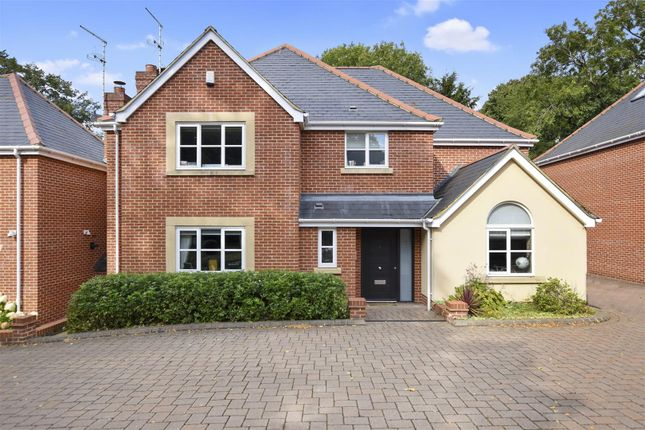 Thumbnail Detached house for sale in Wells Gate Close, Woodford Green, Essex