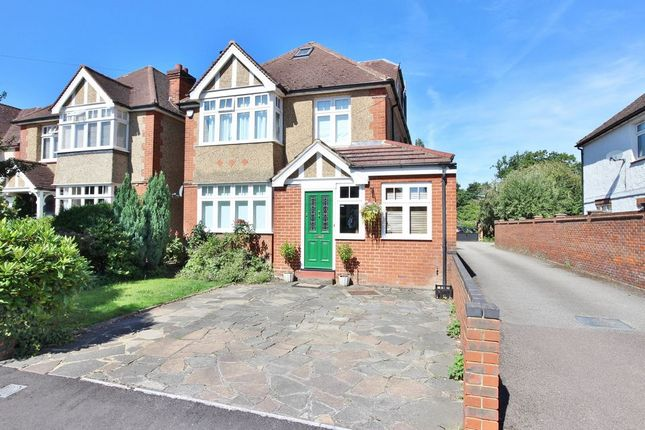 Thumbnail Detached house for sale in Mckenzie Road, Broxbourne, Hertfordshire.