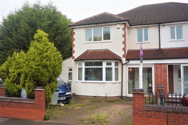 Thumbnail Semi-detached house for sale in Teesdale Avenue, Hodge Hill, Birmingham