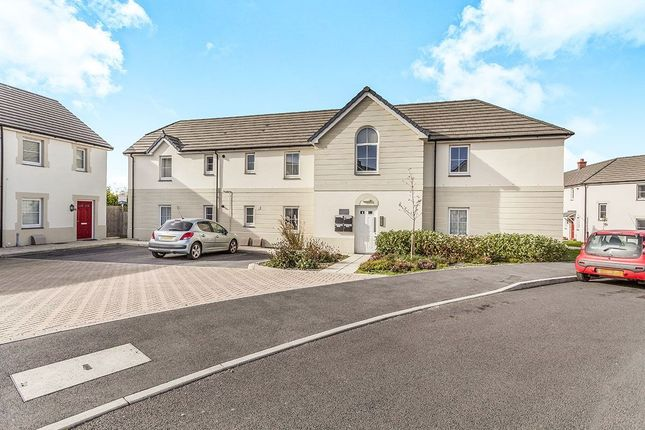 Thumbnail Flat for sale in Penscowen Road, Camborne