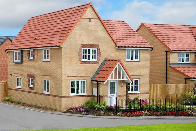 "Thumbnail Detached house for sale in ""Lincoln"" at Bay Court, Beverley"