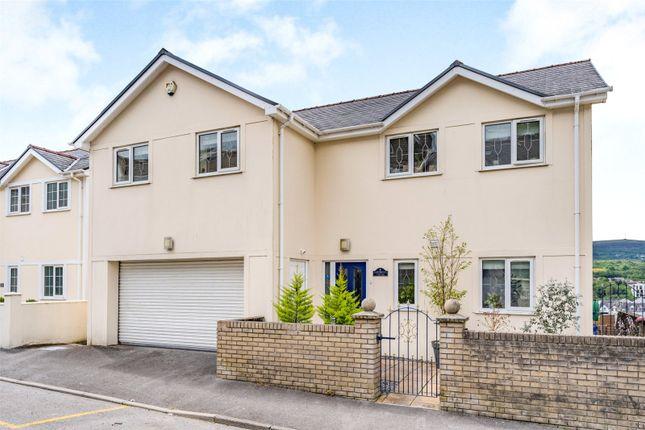 Thumbnail Detached house for sale in Sandbrook Villas, Courtland Terrace, Merthyr Tydfill