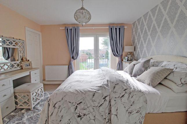 Master Bedroom of Evergreen Way, Brayton, Selby YO8