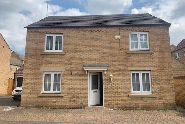 Thumbnail Property to rent in Badington Close, Peterborough