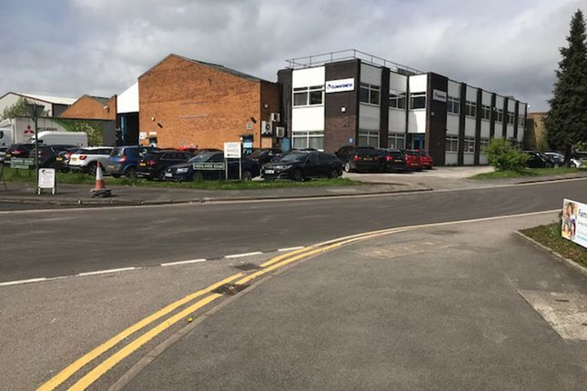 Thumbnail Industrial to let in Highlands Road, Solihull