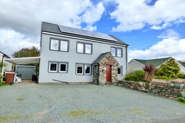 Thumbnail Detached house for sale in Wyndhaven, The Green, Millom, Cumbria