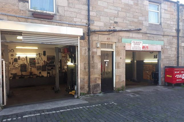 Thumbnail Light industrial to let in Merchiston Mews, Edinburgh