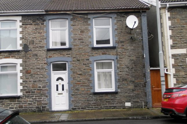 Thumbnail Terraced house to rent in Fernace Road, Pontygwaith