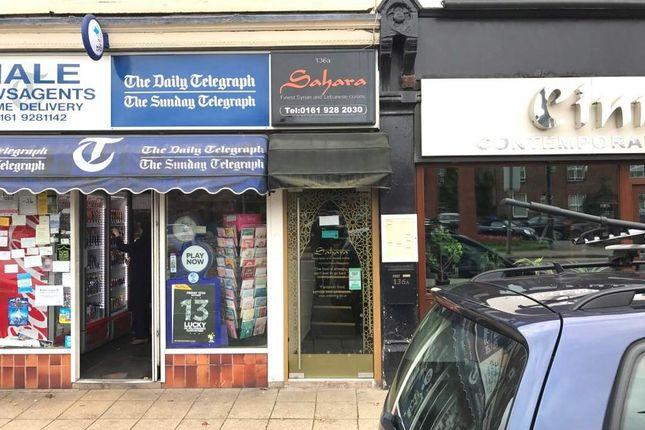 Thumbnail Restaurant/cafe for sale in Altrincham WA14, UK