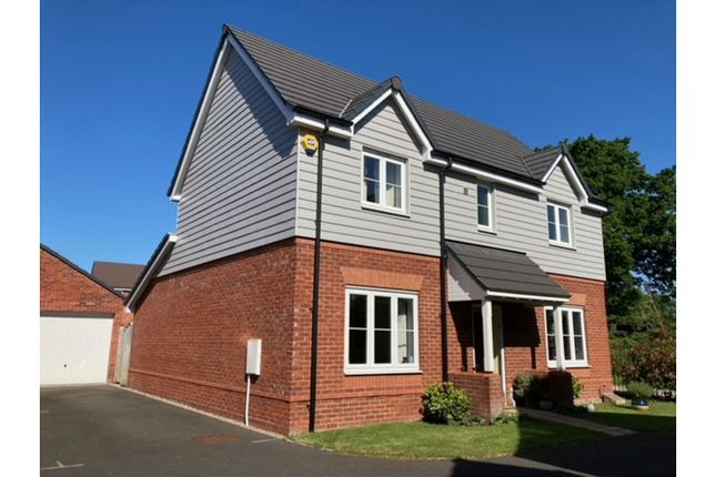 Thumbnail Detached house for sale in Noble Way, Cheswick Green