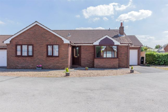Thumbnail Detached bungalow for sale in Springhill Close, Sprotbrough, Doncaster