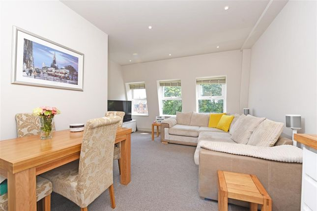 Thumbnail Flat for sale in Coombe Lane, London