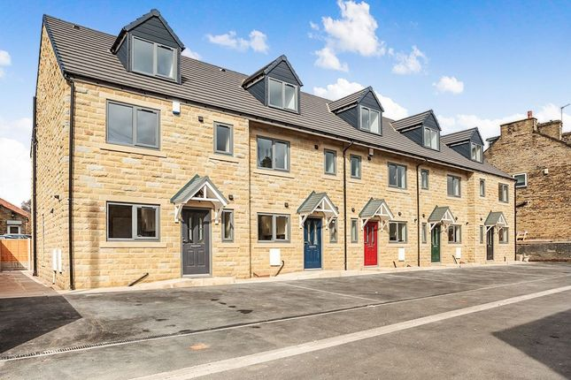 Thumbnail Terraced house for sale in Station Mews, Terry Road, Low Moor, Bradford