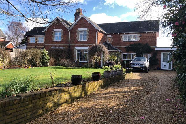 Thumbnail Semi-detached house for sale in Bowerwood Road, Fordingbridge