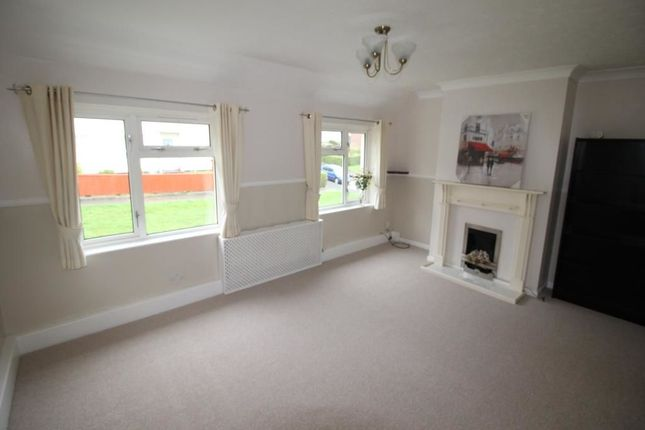 Thumbnail Flat to rent in Hardy Crescent, Manadon, Plymouth