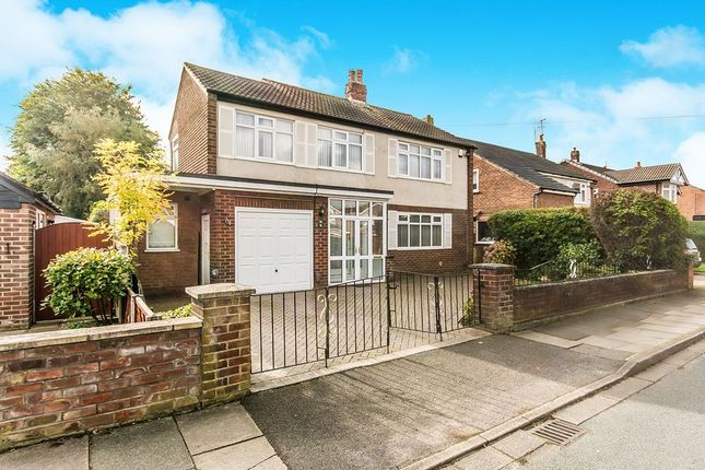 Thumbnail Detached house for sale in Fairway Drive, Sale