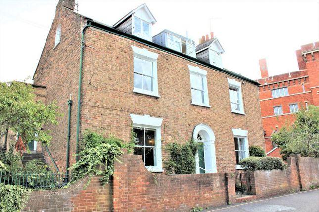 Thumbnail Detached house to rent in Mount Street, Taunton