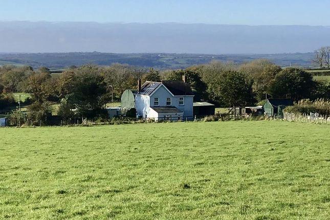 Thumbnail Farm for sale in Caerennydd, Llandissilio, Clynderwen