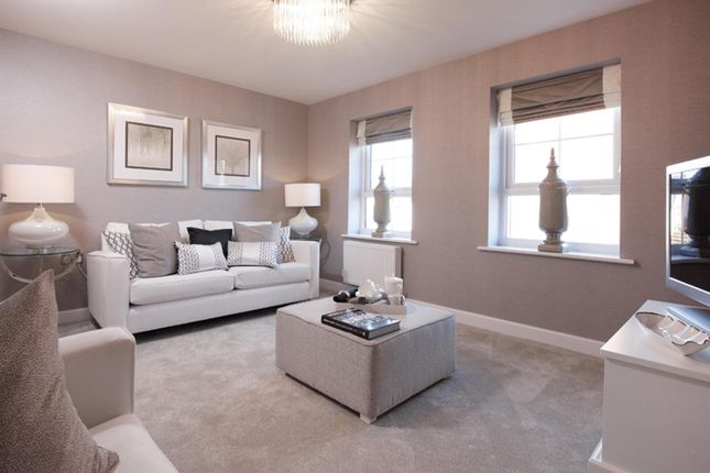 "Thumbnail Terraced house for sale in ""Hawley"" at Sutton Way, Whitby, Ellesmere Port"