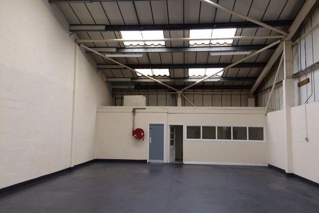 Industrial to let in Gelli-Hirion Industrial Estate, Pontypridd