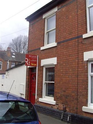 Thumbnail Terraced house to rent in Caesar Street, Derby