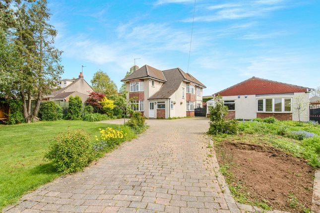 Thumbnail Detached house for sale in Poplar Road, Warmley, Bristol