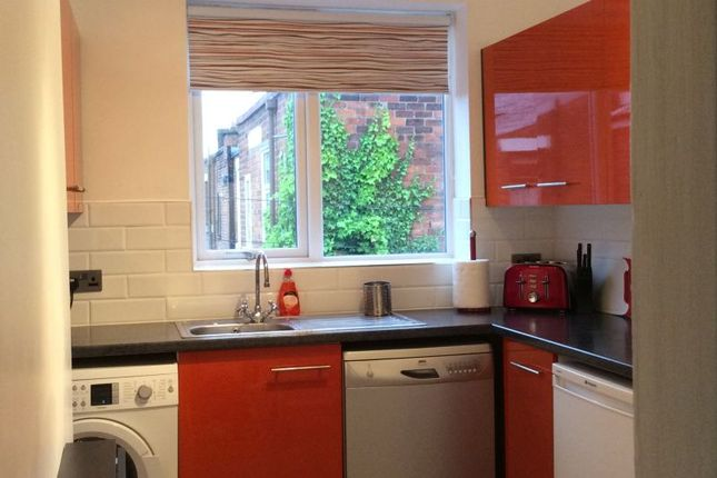 Thumbnail Terraced house to rent in Garstang, Preston