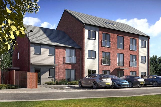 Thumbnail Flat for sale in Green View Plot 5, Rathmell Road, Leeds, West Yorkshire